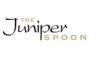 Juniper spoon