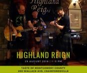 Highland Reign - FB1