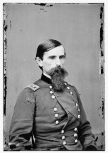Lew Wallace, who built the General Lew Wallace Study & Museum using proceeds from his novel Ben-Hur